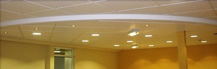 Suspended Ceilings and Interior Shopfitting